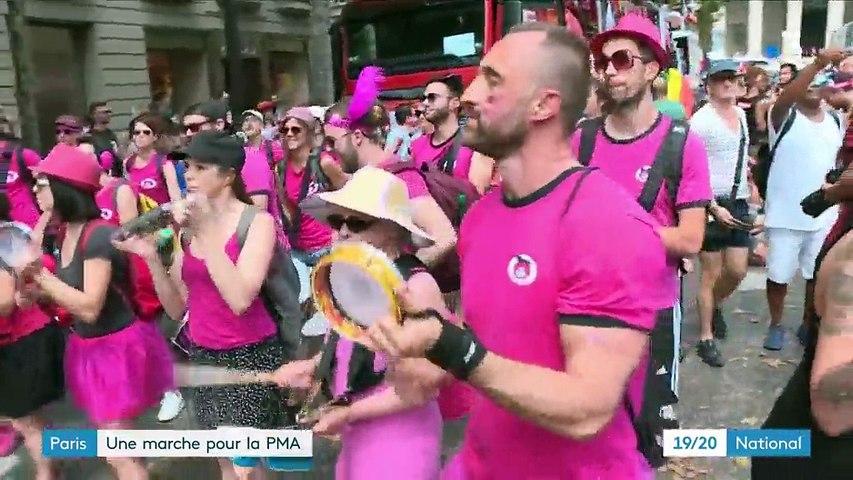 Paris : une marche des fiertés très engagée