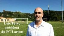 France-Argentine : Loïc Féry, président du FC Lorient, livre son pronostic