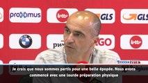 """Coupe du Monde 2018: Belgique - Martinez: """"On peut gagner cette Coupe du Monde"""""""