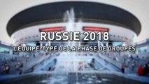 Coupe du Monde 2018 - Le onze type de la phase de groupes