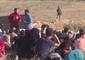 'Jordan, Open the Border': Syrians Chant as Thousands Stuck at Jordanian Border