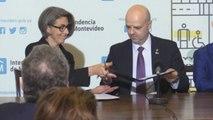 Uruguay XXI y la agencia comercial de Bruselas rubrican acuerdo de cooperación