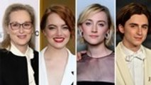 Greta Gerwig's 'Little Women' In Talks to Add Saoirse Ronan, Timothee Chalamet | THR News
