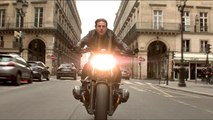 Tom Cruise Steps It Up In 'Mission: Impossible - Fallout'