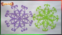 DIY: Paper Cut !!! DIY most beautiful paper cut for wall decor