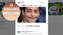L'Allemagne éliminée : le Brésil se moque de Toni Kroos