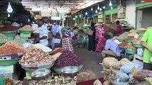 عصير الدوم.. أحد أبرز المشروبات المحلية على موائد الإفطار الرمضانية في #السودان الجزيرة – هذا الصباح