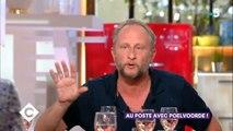 """Benoit Poelvoorde raconte la plus grosse honte de sa carrière dans """"C à vous"""""""