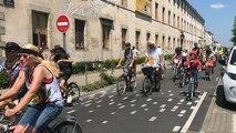 Le Carnavélo fait la révolution à vélo