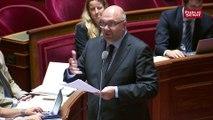 Stéphane Travert est défavorable à la création d'un fonds d'indemnisation des victimes des pesticides