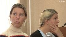 Сестры-близнецы, разлученные при рождении случайно познакомились 35 лет спустя.