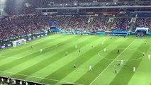Gol de edinson cavani 2-1 uruguay vs Portugal mundial de Rusia 2018
