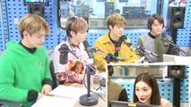 180123  Choi Hwa Jung's Power Time  with N.Flying, Chungha
