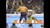 Riki Choshu/Kensuke Sasaki/Hiroshi Hase vs Masa Chono/Hiroyoshi Tenzan/Hiro Saito (New Japan March 18th, 1995)