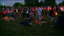 Candlelight Vigil Honors Life of Ohio Police Officer Killed in Hit-and-Run
