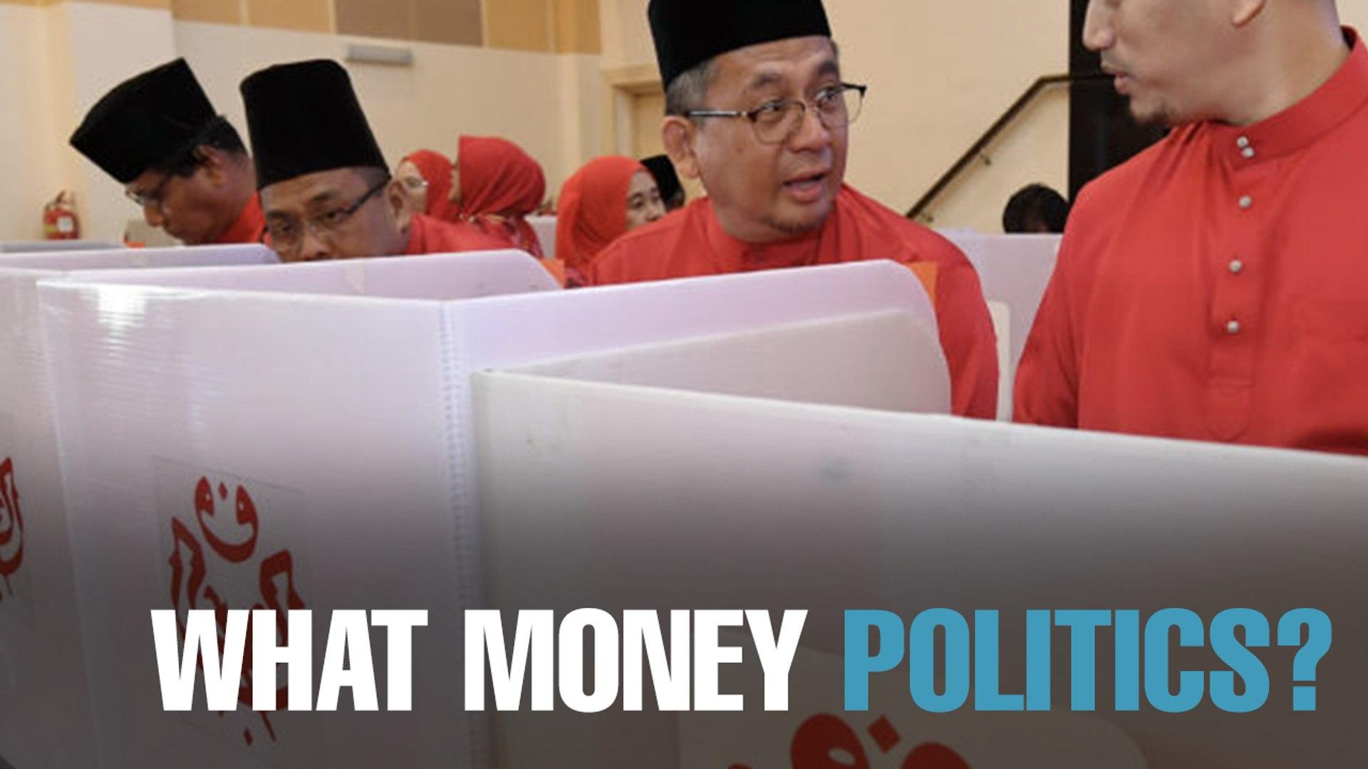 NEWS: Ku Nan unaware of money politics