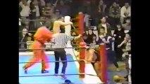 Riki Choshu/Yoshiaki Yatsu/Masa Saito vs Shiro Koshinaka/Kengo Kimura/Kuniaki Kobayashi (New Japan March 25th, 1995)