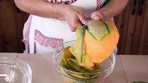 TORTA FREDDA YOGURT & MELONE ricetta facile per un dessert fresco delicato e cremoso che ha tutto il sapore dell'estate ☀️SCOPRI LA RICETTA ▶︎