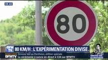 80 km/h : un tronçon de la nationale 7 l'expérimente depuis trois ans et le résultat divise