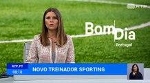 José Peseiro é o novo treinador do Sporting