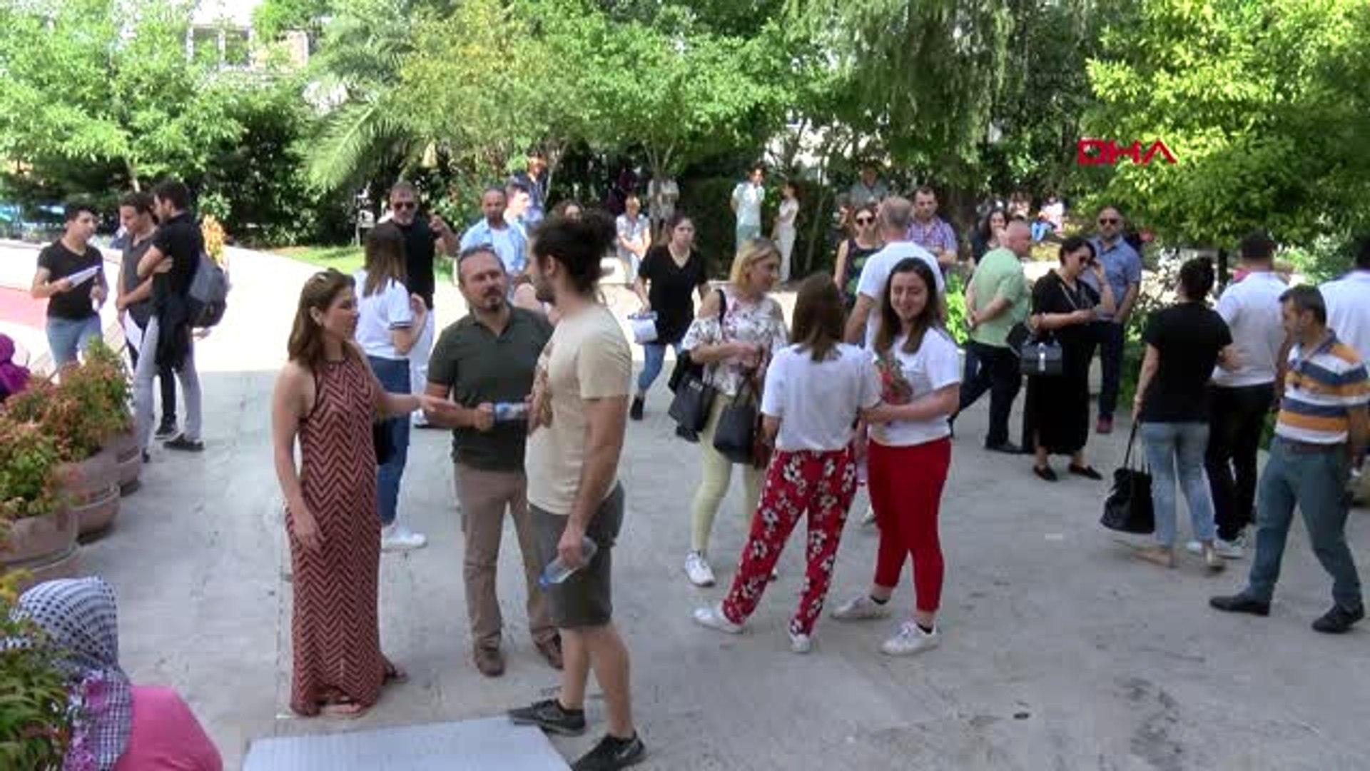 İstanbul Yks'nin İkinci Oturumu Başladı -2