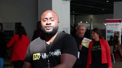 Jack-Hermann Ntoko pitch MyFundTeam - par Africa Salons