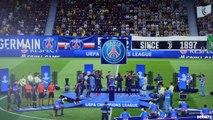 FIFA 19 - WINNING THE CHAMPIONS LEAGUE CINEMATIC! FIFA 19 PSG WINNING THE CHAMPIONS LEAGUE!