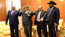 "AU chief says ""time to act on South Sudan,"" signaling possibility of sanctions"