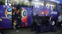 Equipe de France : France-Argentine, l'après-match des Bleus I FFF 2018