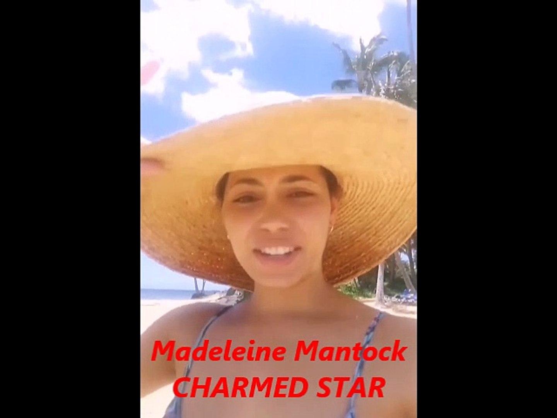 Madeleine Mantock Star Of Charmed Reboot Instagram Stories 24-06-2018