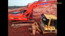 Heavy Equipment Disaster - Trucks Bulldozer Excavator Fail Win