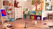 Play Fun Little Kitten Pet Care - My Favorite Cat Fun Cartoon Cute Kitten for Kids and Toddlers