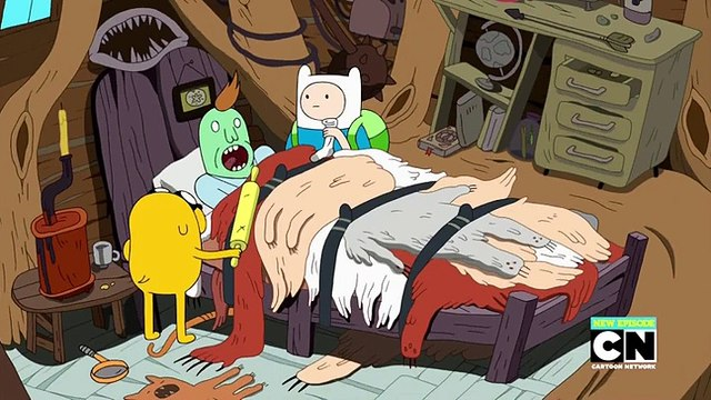 Adventure Time S07E33 Normal Man