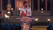 Chadwick Boseman Honors Waffle House Hero James Shaw Jr. At MTV Awards