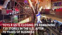 Toys R Us Finally Closes Its Last U.S. Stores