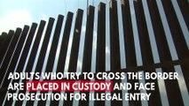Melania Trump Makes Rare Political Plea On Family Separation At Borders As Protests Grow