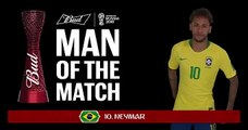 All Goals Brazil vs. Mexico: Live Updates, Score and Reaction from World Cup Neymar Goal vs Mexico (1-0)