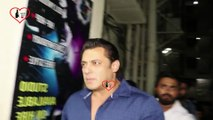 bollywood celebs Salman Khan's (live) MACHO ENTRY With Ms Dhoni & Wife Sakshi Dhoni At Race 3 Movie