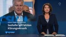 Unions-Streit über Asylpolitik: CDU-Spitze setzt Beratungen heute fort