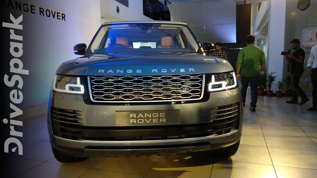 2018 Range Rover and Range Rover Sport   Quick Look