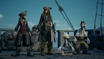Kingdom Hearts III - Trailer Pirates des Caraïbes E3 2018