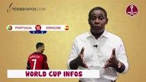 Cherif nous décortique les deux jours de matchs plein de sensations que nous ont offerts les nations qualifiées à la phase finale de la Coupe du Monde 2018. #Tc