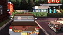 Gravity Falls - S02 E11 - Not What He Seems (HD) - Lovely Moments - Best Memorable Moments