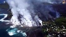 Hawaii volcano eruption MAP - USGS data shows how lava is SAVAGING Big Island