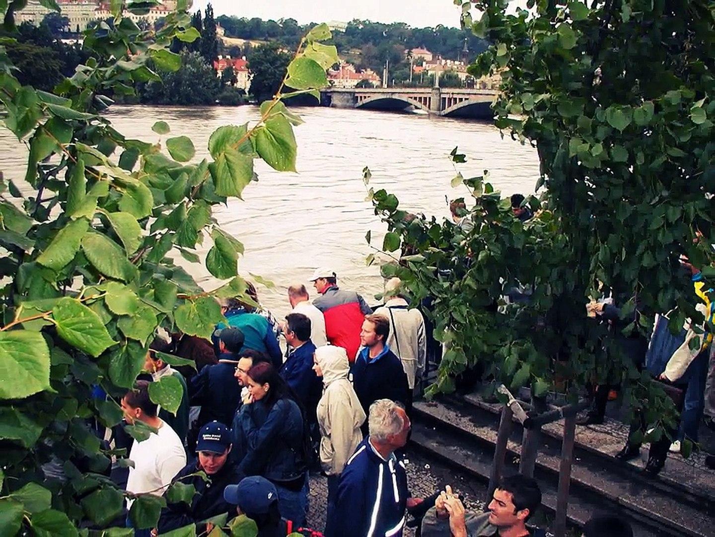 Наводнение в Праге 2002 г (flooding in Prague in 2002)