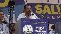 Salvini: l'Europa esisterà solo se idee Lega la contageranno