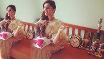 Rubina Dilaik gets SURPRISE on the sets of Shakti Ek Astitva Ke Ehsaas Ki post wedding। FilmiBeat