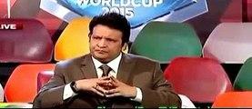 Pakistani Cricket Expert prediction Come True INDIA Lost Against Australia CWC 2015 Semifinal