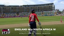 South Africa Beat England by Six Wickets_ England Women v South Africa Women IT20 2018 - Highlights
