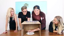 """GROSSWHAT""""S IN THE BOX CHALLENGE (LIVE ANIMALS) WITH REBECCA ZAMOLO AND MATT SLAYS